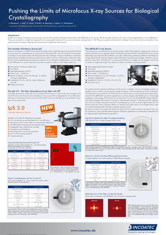 IµS 3 0 - incoatec - innovative coating technologies